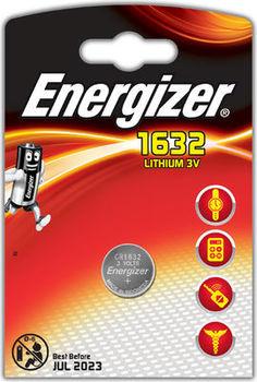 Energizer CR1632, Lithium PIP-1