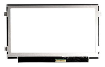 "Display 10.1"" LED Slim 40 pins WSVGA (1024x600) Brackets Left-Right Glossy AU Optronics B101AW06 V.1 LTN101NT0 N101L6-L0D"