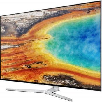 "cumpără ""49"""" LED TV Samsung UE49MU8002, Silver (3840x2160 UHD, SMART TV, PPI 2000Hz, DVB-T/T2/C/S2 (49"""" Flat 4K UHD 3840x2160, PPI 2000Hz, Smart TV (Tizen OS), HDR 1000, UHD Remastering Engine, 10bit Support, Ultra Black, 4 HDMI,  Wi-Fi  802.11ac, 3 USB  (foto, audio, video), DVB-T/T2/C/S2, OSD Language: ENG, RO, Smart Remote Control, Speakers 2x15W+10W Subwoofer, Dolby Digital Plus, VESA 400x400, 17.4 kg )"" în Chișinău"