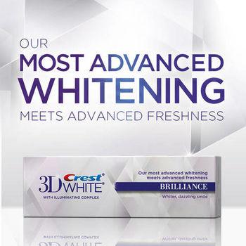 купить Crest 3D White BRILLIANCE - Отбеливающая зубная паста в Кишинёве