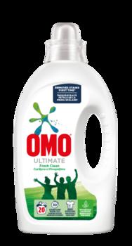 купить Жидкий порошок Omo Fresh Clean, 1 л. в Кишинёве