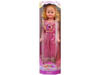Кукла 70cm в бальном платье со звуком
