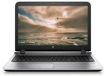 "HP ProBook 450 Matte Silver Aluminum, 15.6"" FullHD +W10 Pro (Intel® Core™ i7-8550U up to 4.0GHz, 8GB DDR4 RAM, 256GB SSD, Intel® UHD 620 Graphics, no ODD, CR, WiFi-AC/BT4.0, HDMI, VGA, 3cell, 2.0MP, FingerPrint, Ru, Win 10 Pro, 2.1kg)"