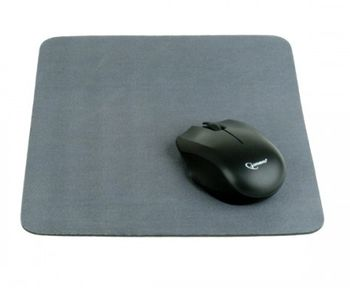 Gembird Mouse pad MP-A1B1-GREY, Cloth