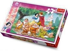 """Trefl Пазл  """"Happy Couple / Snow White"""" , (100 деталий )"""