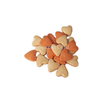 Gimcat лакомые сердечки с лососем 20 шт.