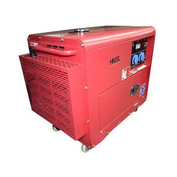 cumpără Generator 6000S 220 V 4.5 kW motorină HAGEL în Chișinău