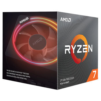 Процессор CPU AMD Ryzen 7 PRO 4750G 8-Core, 16 Threads, 3.6-4.4GHz, Radeon Vega Graphics, 8 GPU Cores, 12MB Cache, AM4, Wraith Stealth Cooler