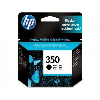 HP No.350 Black Ink Cartridge (4.5 ml) Vivera