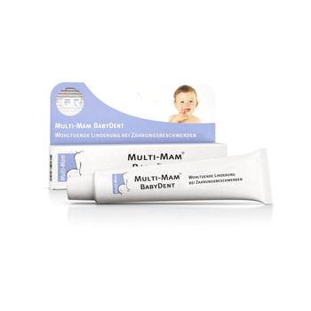 cumpără Multi-Mam Baby Dent gel p/u calmarea durerii la eruptia dentara 15ml N1 în Chișinău