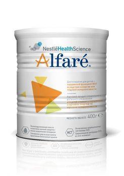 купить Nestle Alfare гипоаллергенная молочная смесь, 0+ мес. 400г в Кишинёве