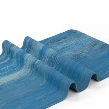 Коврик для йоги Bodhi Samurai MARBLED BLUE