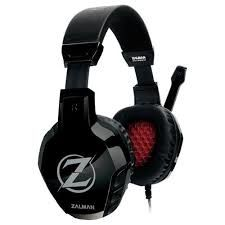 "ZALMAN ""ZM-HPS300"", Gaming Headset, Microphone, 50mm macro driver unit, Volume control, Noise Cancellation, Adjustable headband, 3.5mm jack, Cable length: 2 m"