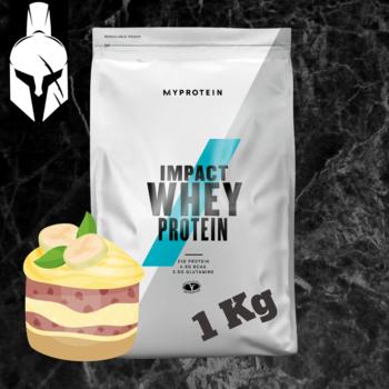 Сывороточный протеин (Impact Whey Protein) - Бананы и карамель