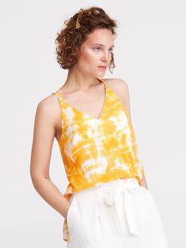 Блуза RESERVED Желтый xa583-mlc
