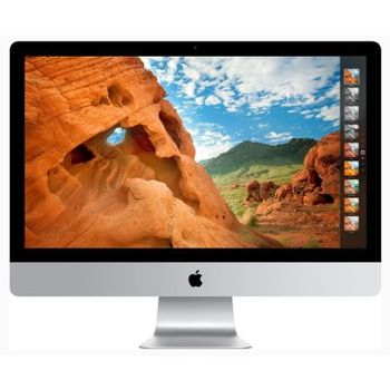 "All-in-One PC - 27.0"" APPLE iMac (Early 2019) 5K Retina IPS, 3.1GHz Intel Core i5 Quad-Core, 8GB DDR4 RAM, 1TB Fusion Drive, AMD Radeon Pro 575X 4GB, Card Reader, Thunderbolt 3, 802.11ac Wi-Fi/BT4.2, Magic Keyboard & Magic Mouse 2, macOS High Sierra"