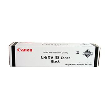 Toner Canon C-EXV43 Black (696g/appr. 15 200 pages 6%) for iR400i,500i