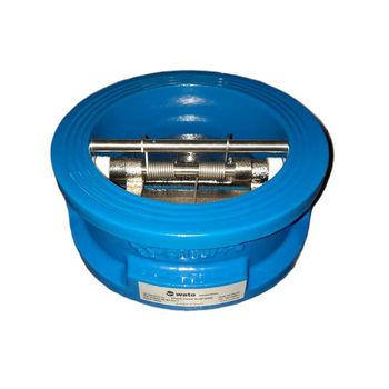 купить Обратный клапан  dn100 межфланц. чугун PN16, L=64mm GJL-250 WATO в Кишинёве