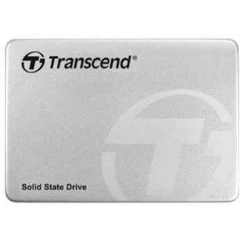 "2.5"" SSD 256GB Transcend Premium 370 Series SATAIII, Aluminum case, Max Sequential R/W 570 MB/s / 470 MB/s, Max Random 4k Read 75K , Write 75K IOPS, Ultra-slim 7mm form factor, TS6500 Controller, 3.5 Bracket"