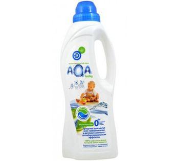 купить 81.07 Aqa Baby Ср-во для мытья поверхностей в детской комнате 700мл 892834 в Кишинёве