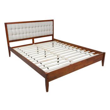 Валери 1.6x2.0 дубовая кровать