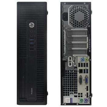 купить HP 600 G2 SFF Intel® Core™ i5-6500  (QuadCore 3,2 up to 3,6 Ghz 6 MB Cash), 8GB DDR4 , SSD 128Gb + HDD 500GB,DVD в Кишинёве