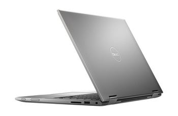 """DELL Inspiron 13 5000 Gray (5378) 2-in-1 Tablet PC, 13.3"""" IPS TOUCH FullHD (Intel® Core™i5-7200U up to 2.50GHz (Kaby Lake), 8Gb DDR4 RAM, 256GB SSD, Intel® HD Graphics 620,CardReader,WiFi-AC/BT4.0, 3cell, HD Webcam, Backlit KB, RUS, W10HE64,1.7 kg)"""