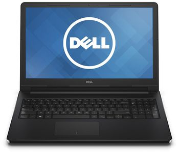 "DELL Inspiron 15 3000 Black (3552), 15.6"" HD (Intel® Pentium® Quad Core N3710 2.56GHz (Braswell), 4Gb DDR3 RAM, 500Gb HDD, Intel® HD Graphics 405, DVDRW, CardReader, WiFi-N/BT4.0, 4cell, HD720p Webcam, RUS, Ubuntu,2.3kg)"