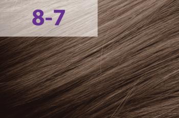 Краска для волос,ACME jNowa Siena CS, 90 мл., 8/7 - коричневый средний блонд