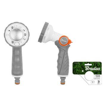 купить Регулируемый металлический поливочный пистолет. 6 режимов полива, WL-EN41M в Кишинёве