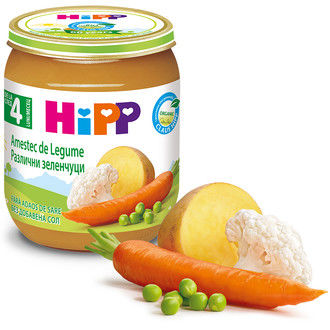 cumpără Hipp piure amestec de legume, 4+ luni,  125 g în Chișinău