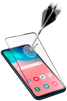 Защитное стекло Cellular Samsung Galaxy S10E Black