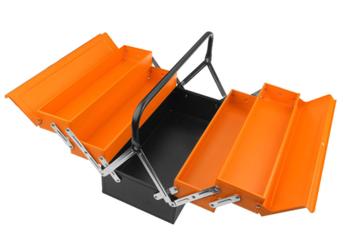 Ящик для инструментов (404x200x195 мм) Wokin