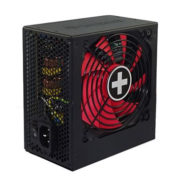 "PSU XILENCE XP630R8, 630W, ""Performance A+"" Series, ATX 2.4, 80+ BRONZE® certified, Active PFC, 120mm fan,+12V (52A), 20+4 Pin, 6x SATA, 2x PCI-E 6+2pin, 4x Peripheral, ErP2014 norm, Black"