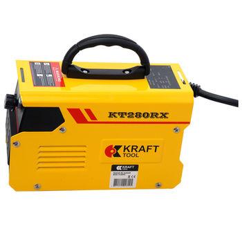 Инверторный сварочный аппарат 280A KT280RX KraftTool