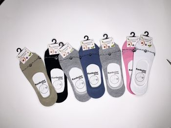 Kardesler носки для мокасин