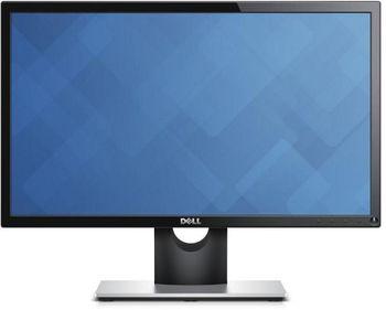 """23.8"""" DELL IPS LED SE2416H Black ( 6ms, 1M:1, 250cd,1920x1080,Tilt, HDMI,  Virtually  Borderless,)"""