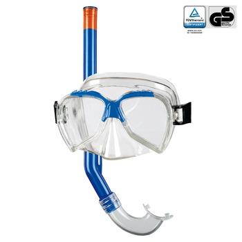 Маска и трубка для плавания 4+ Beco 99004 (857)