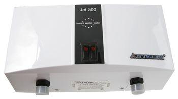 Электрически водонагреватель проточны  ETALON Jet 350 комби
