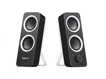 купить Speakers Logitech Z200, Black в Кишинёве