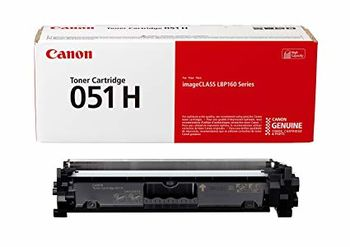 Laser Cartridge Canon 051H (HP xxxxA), black (4100 pages) for  MF264W,267DW