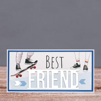 "Конверт  ""Best Friend"""