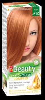 Краска для волос,SOLVEX MM Beauty, 125 мл., M10 - Персик