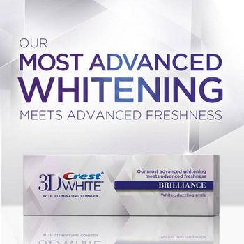 cumpără CREST 3D WHITE ВRILLIANCE - (TRAVEL SIZE - 24 gr) în Chișinău