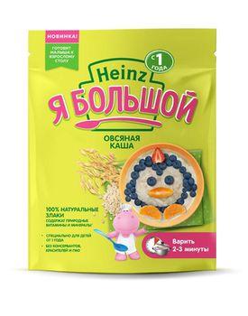 купить Heinz Я Большой каша овсяно-рисовая безмолочная от 1 года, 250г. в Кишинёве