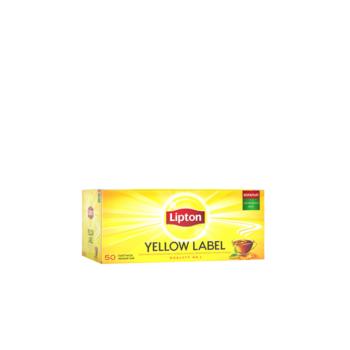 купить Lipton Yellow Label, 50 пак. в Кишинёве