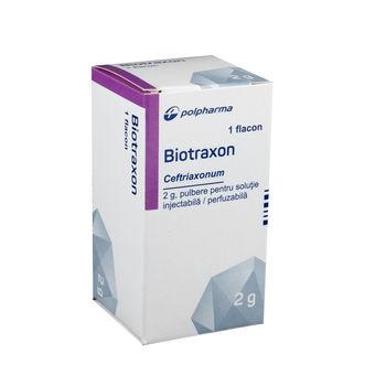 cumpără Biotraxon 2g pulb./sol. inj. N1 în Chișinău