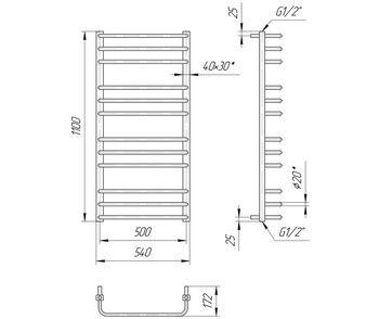 Премиум Стандарт 1100x540/500