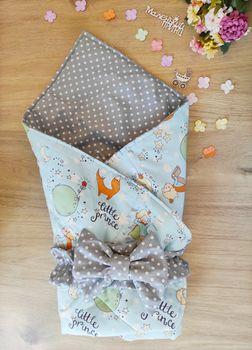 Одеялко 100*80 см Little Prince