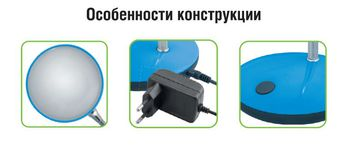 купить LED (7Wt) NDF-D006-7W-4K-G-LED в Кишинёве